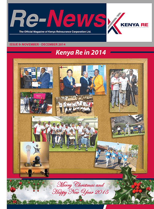 RE NEWS ISSUE 4 2014